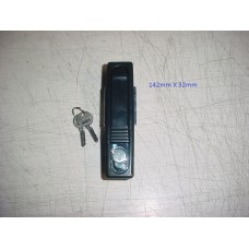 LK-A-818   Door Latch  (142mm X 32mm)