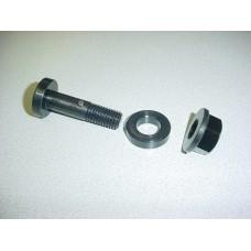 M40-3009   Round Head Bolt + Pin + Washer + Nut (Left Threaded)