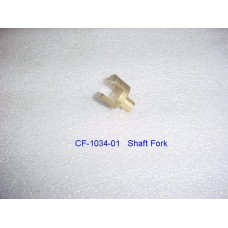 CF-1034-01    Shaft Fork