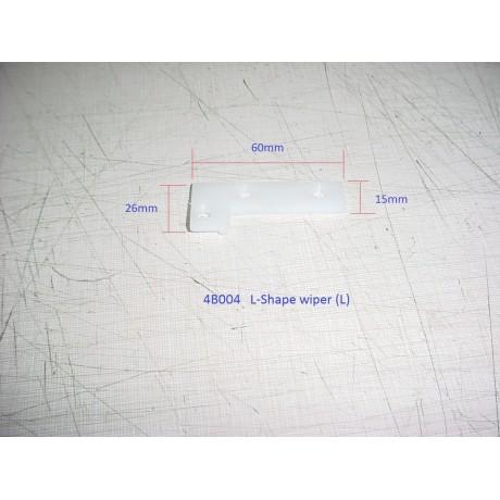 4B004   Telescope Cover L-Shape Wiper (L)