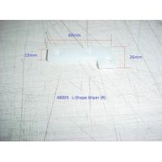 4B005   Telescope Cover L-Shape Wiper (R)
