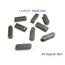 K2-V115-00   Key 5x5x18