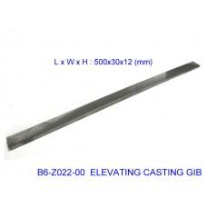 B6-Z022-00  ELEVATING CASTING GIB