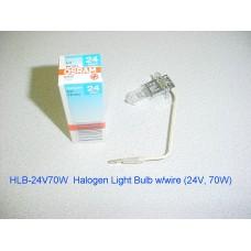 HLB-24V70W  OSRAM LIGHT BULB