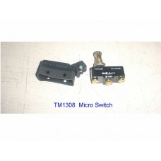 TM1308  Micro switch